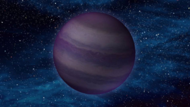 Cool star discovered by NASA