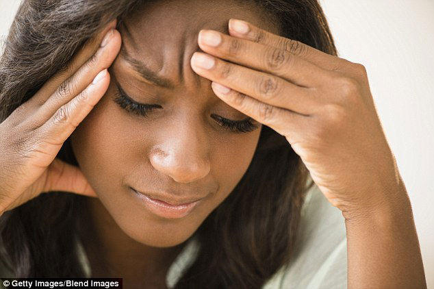 After the age of 33 stress levels tend to reduce.