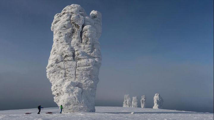'7 Giants,' Russia