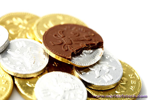Chocolate once used a currency