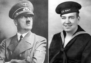 Adolf and William Hitler