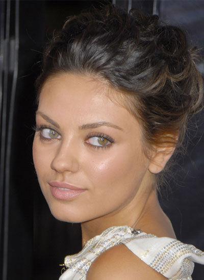 """Mila Kunis has """"heterochromia"""""""