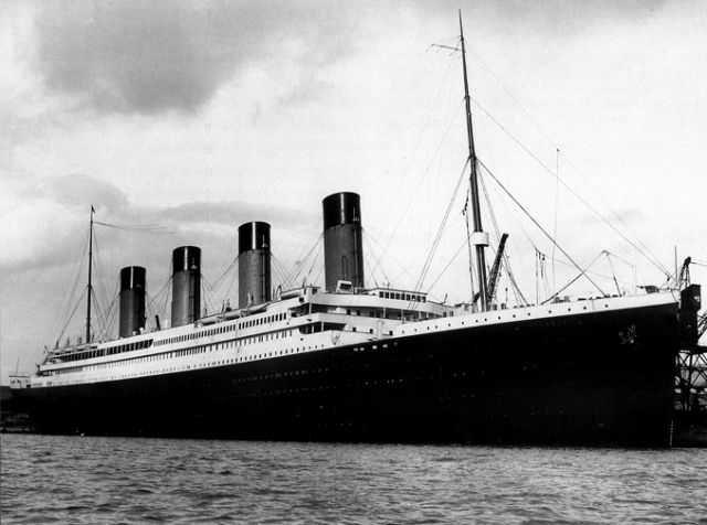 Titanic RMS