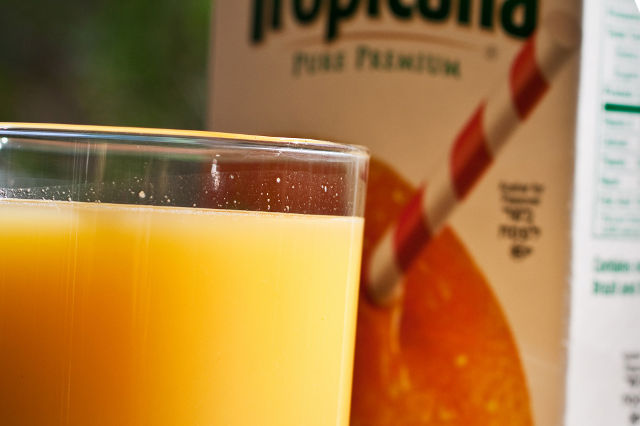 100% real orange juice is always 100% artificially flavored.