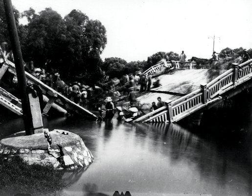 Haicheng quake of 1975