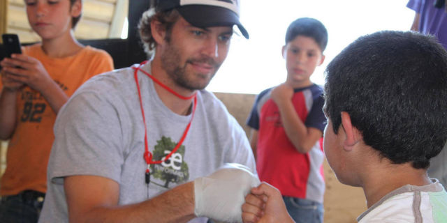 Paul walker charity