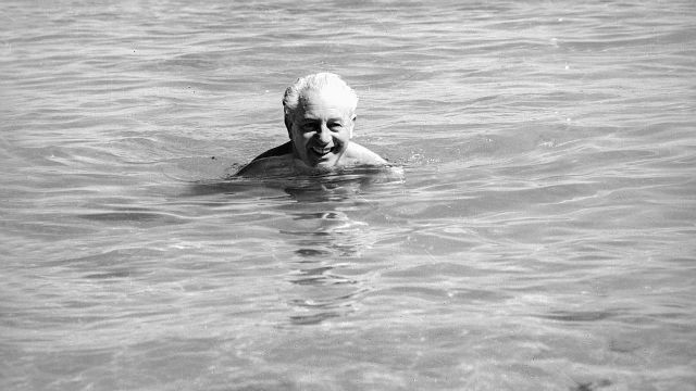 Prime Minister Harold Holt