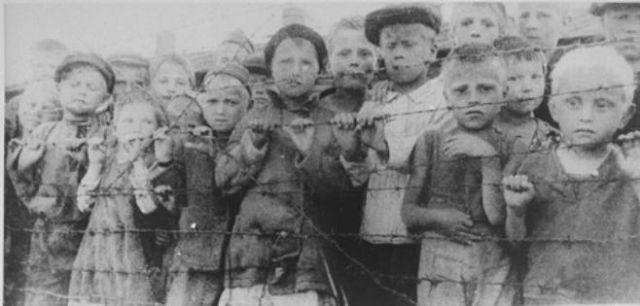 1.1 million Jewish children were killed