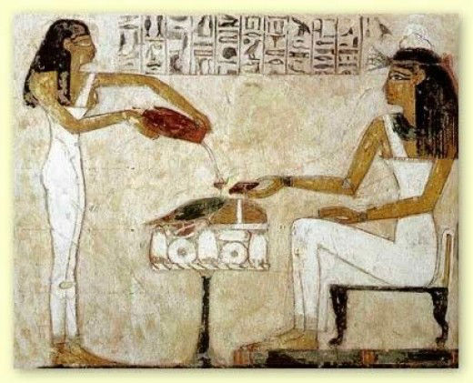 Ancient Beer Recipe