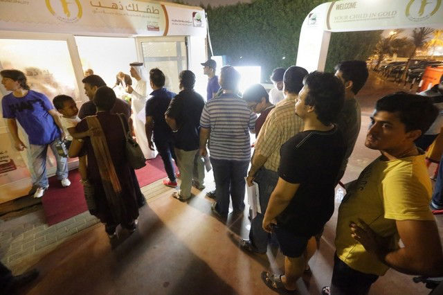 Dubai weight loss competition