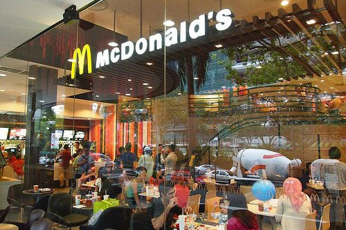 Every 14.5 hours McDonald open new restaurant