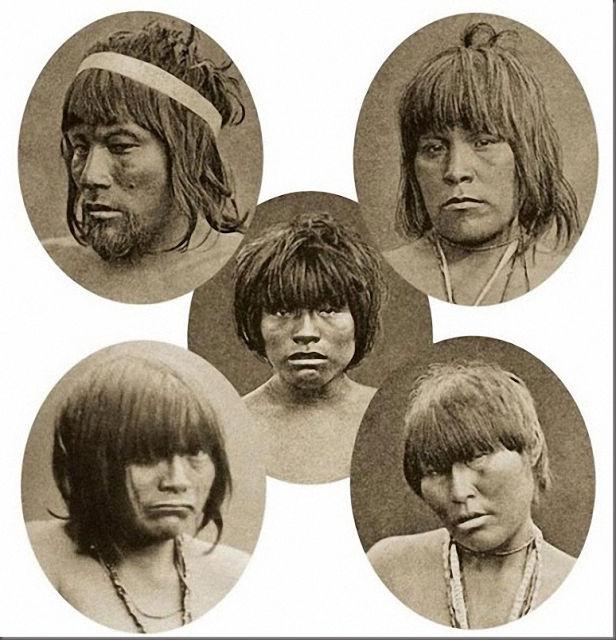Kawesqar tribe