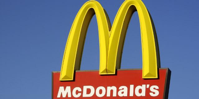 McDonald's' golden arches