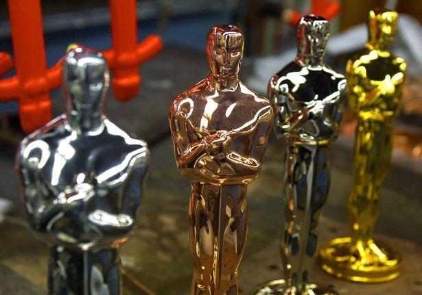 Oscar's statuettes