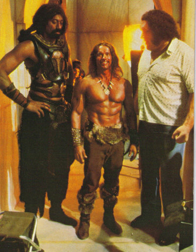 Size comparison of andre the giant
