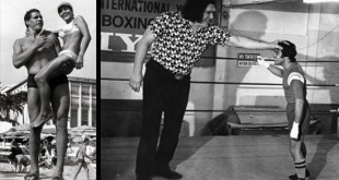Andre The Giant Facts
