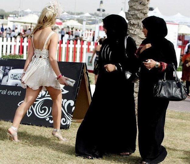 culture difference in Dubai