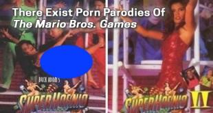 Mario facts
