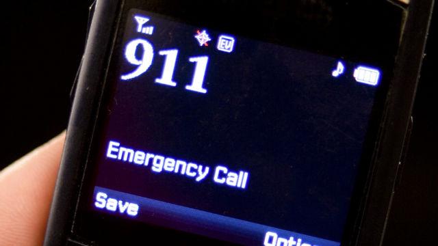 911 calling