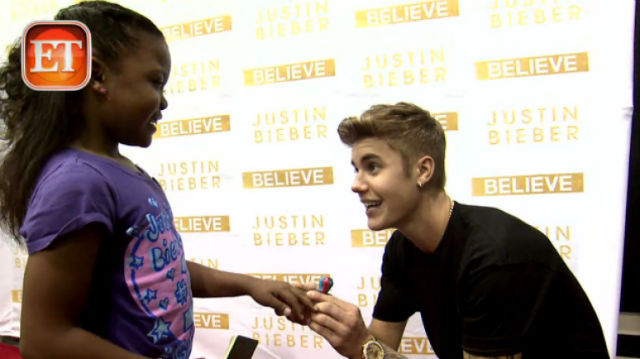Justin Bieber, most wishes granted