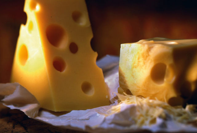 cheese in china