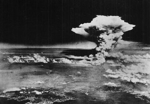 hydrogen bomb in space by the US