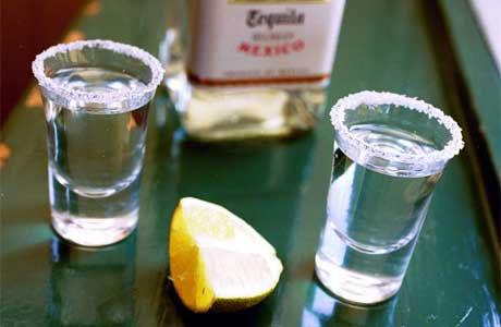 tequila into diamonds