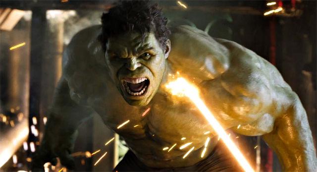 Hulks Avengers 2012