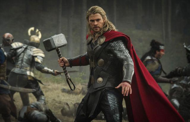 Thor- The Dark World (2013)