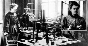 Marie Curie Radioactivity