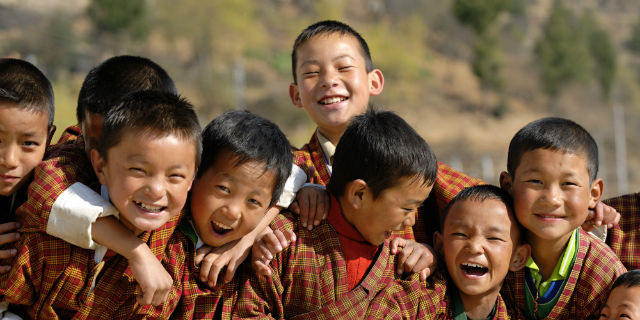Gross National Happiness bhutan