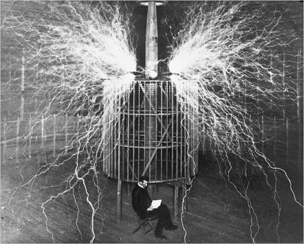 Nikola Tesla birth