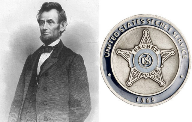 Abraham Lincoln and united states secret service
