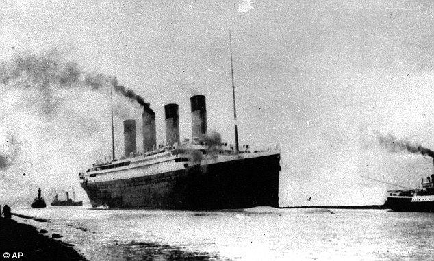 Real RMS Titanic