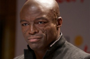 Seal - Facial scars