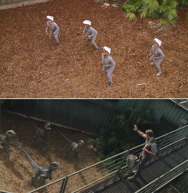 Before after CGI