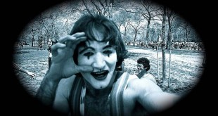 robin williams mimes