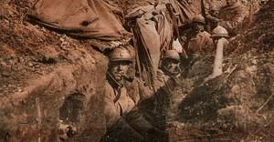 3D Photos from world war 2