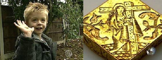 3-Year-Old Finds $4M Pendant
