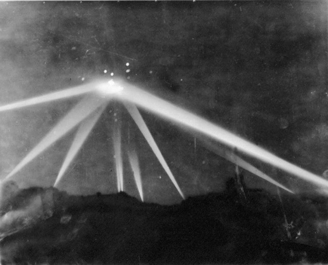 Battle of Los Angeles – 1942