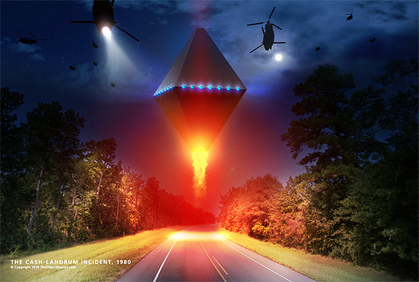 Cash-Landrum UFO Incident