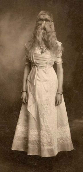 Minnesota Woolly Girl
