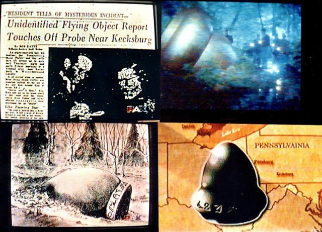 Pennsylvania UFO Mystery