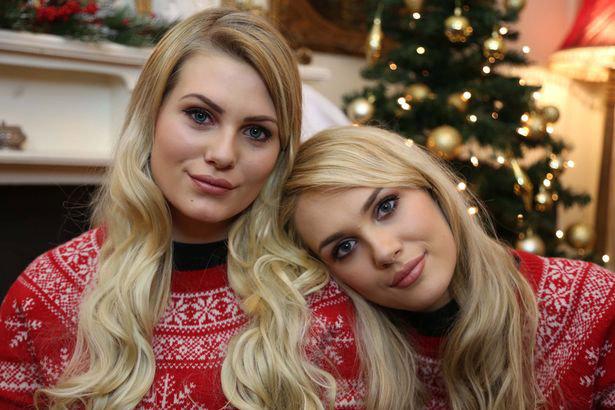 Sara Nordstrom and Shannon Lonergan