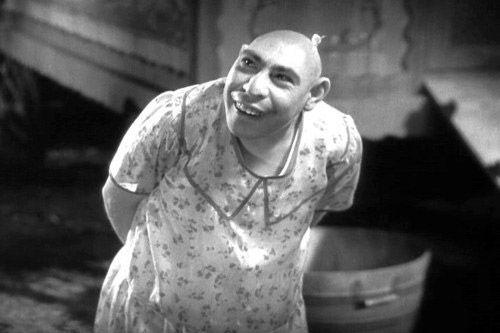 Schlitzie the pinhead vintage circus freaks