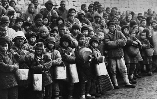 The Chinese famine of 1959–1961