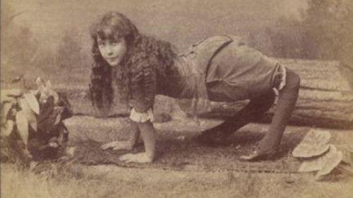 The camel girl