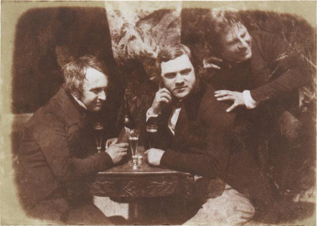 oldest drinking photo