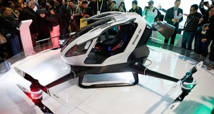 Ehang 184, Personal Air Transport Vehicle