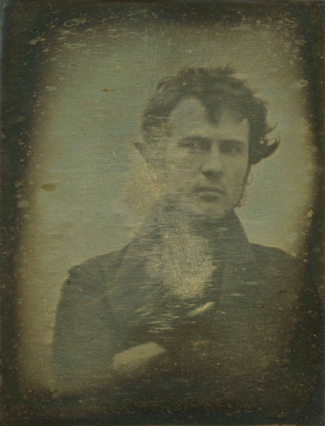 oldest self portrait photographs